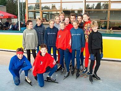 jeugd wedstrijdgroep